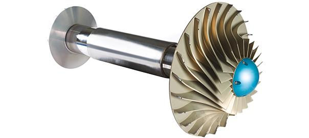 Hava yataklı turbo blower teknolojisi